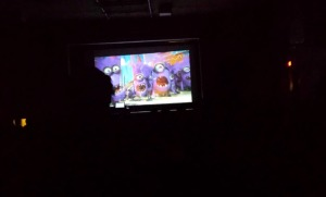 Despicable Me movie night