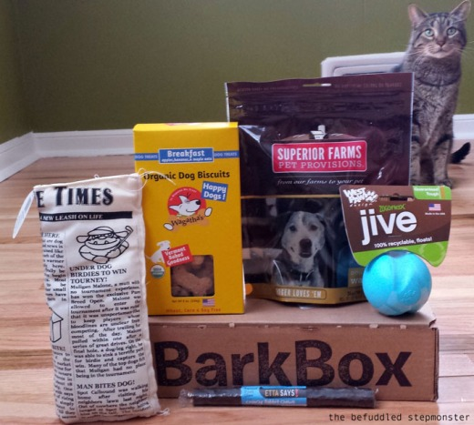 March BarkBox